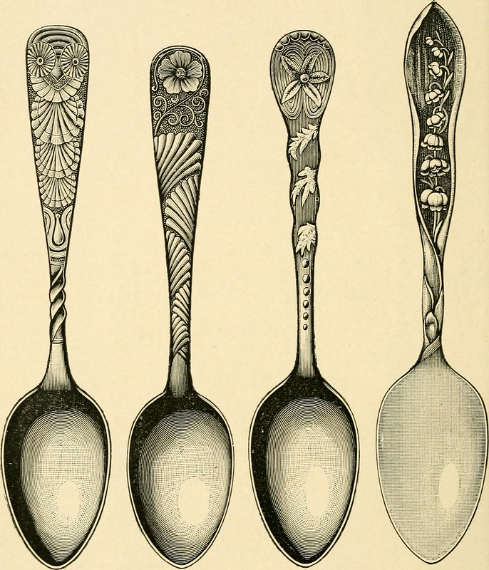 "Image from page 39 of ""Price list of the celebrated Rogers & Bro. A-1 electro silver plated spoons, forks, knives, etc."" (1892)"