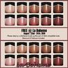 Aug 22-24 Free Nail Huds at La Boheme
