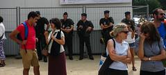 Gendarmerie à l'aise
