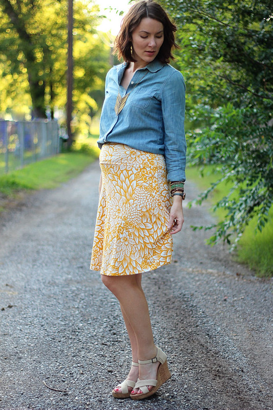 yellow-floral-skirt-chambray-2