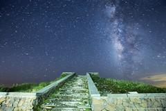20140821-0822合歡山銀河&夕陽