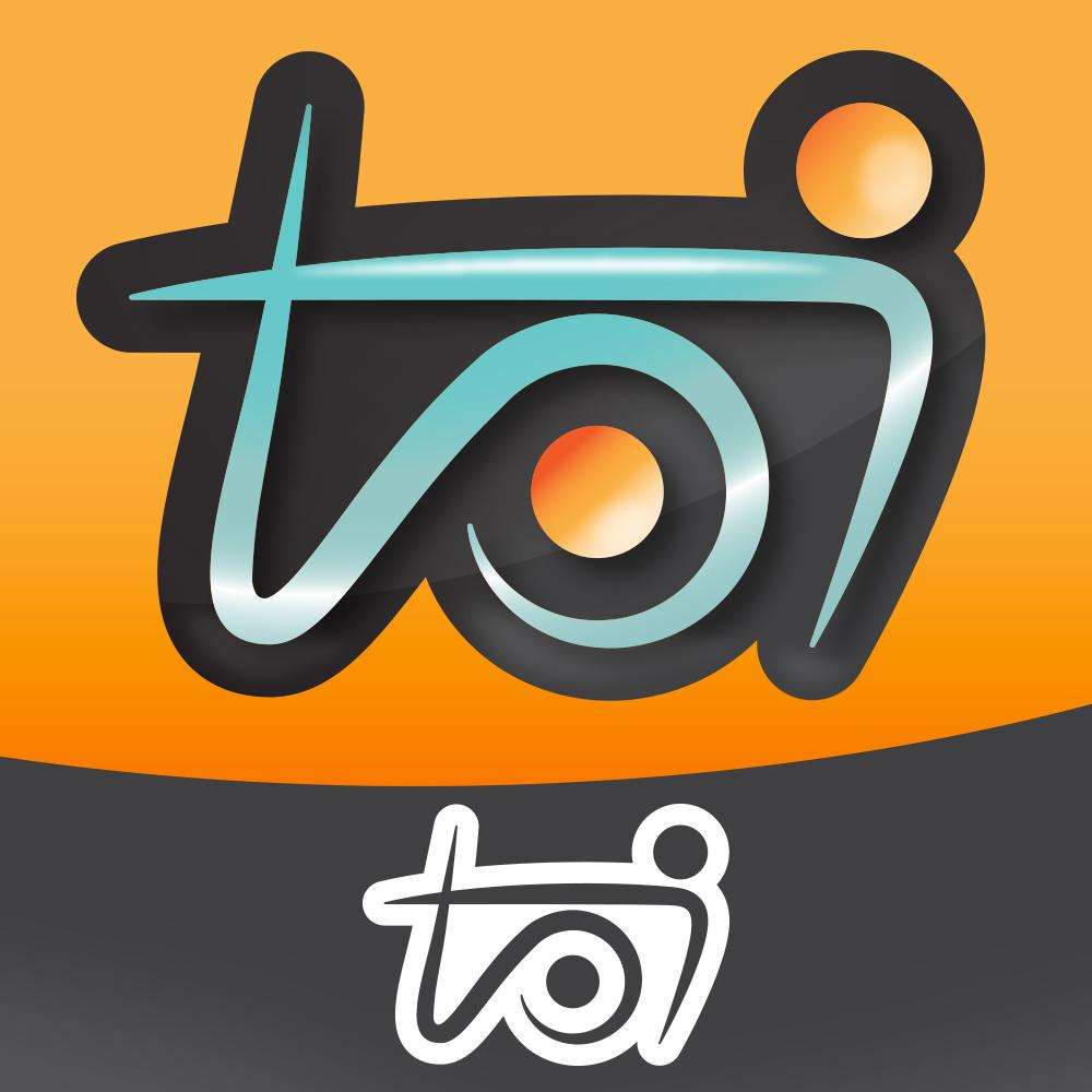 TOI Ltd. logóterv