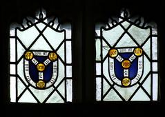 Holy Trinity shields