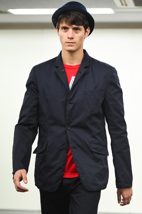 SS15 Tokyo COMME des GARCONS HOMME005_Luuk Van Oz(Fashion Press)