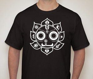 $20 Jagannath Black Tee