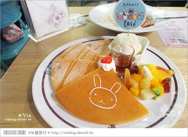 【阿朗基咖啡】台南店開幕囉!台南老屋餐廳推薦~老屋改造+可愛療癒系的新餐廳31