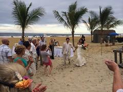 Beach Wedding by Guzilla