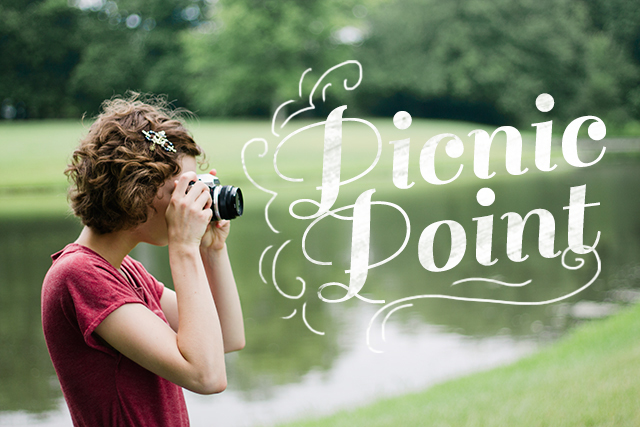Outfit // Picnic Point (+Giveaway!)