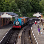 2014 - 08 - 07 - EOS 600D - Thomas the Tank Engine Day at Llangollen Railway - 021