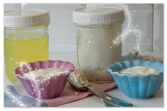 using whey to make yogurt