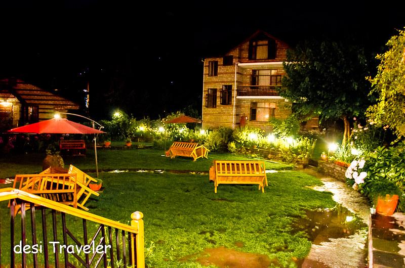 Johnson Lodge Manali Himachal Pradesh