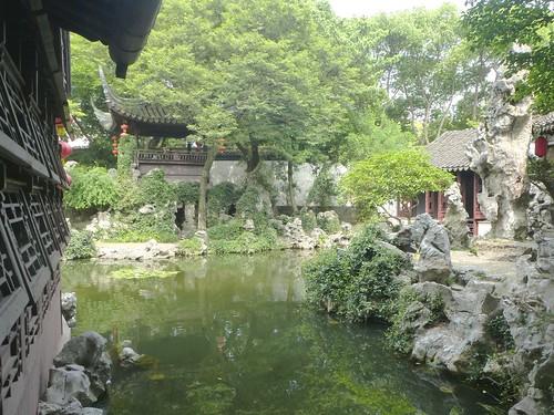 Jiangsu-Tongli-Jardin Tuisi (14)