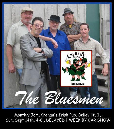 The Bluesmen 9-14-14