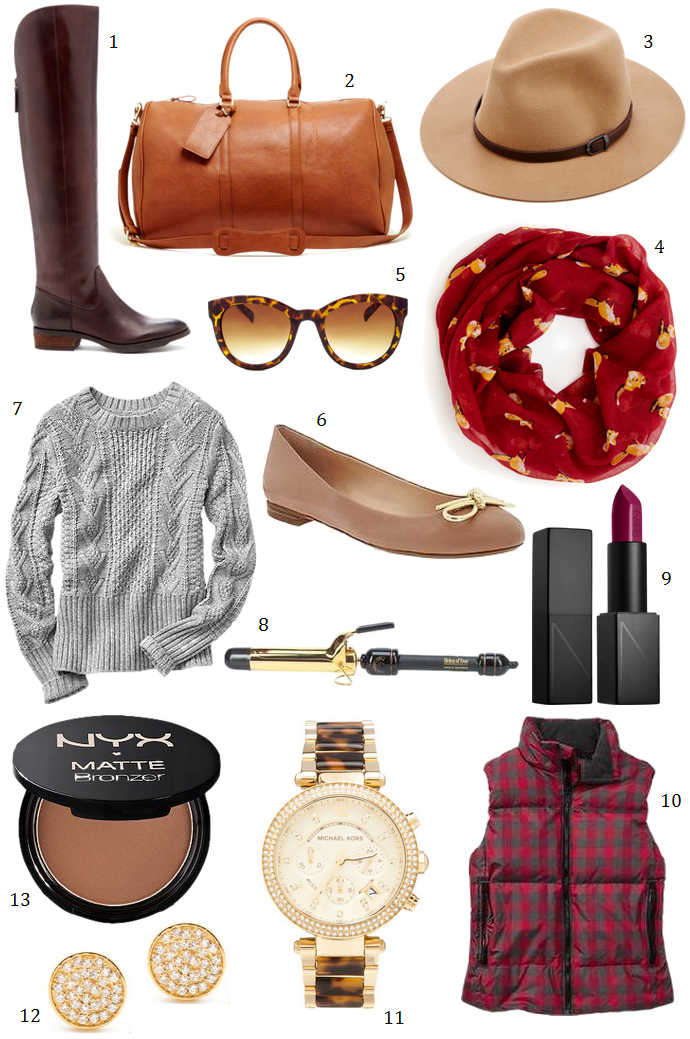 Fall Travel Essentials | #LivingAfterMidnite