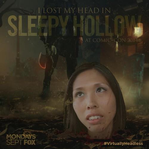 SDCC 2014: Sleepy Hollow