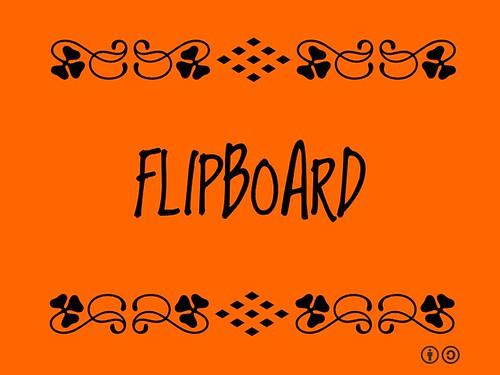 Buzzword Bingo: Flipboard