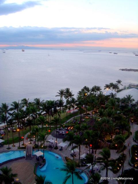 Sofitel Manila Honeymoon Staycation