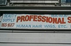 Human hair wigs etc