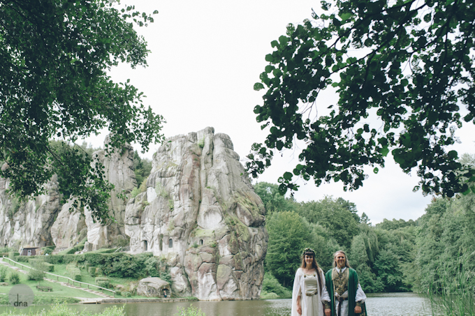 Wiebke and Tarn wedding Externsteine and Wildwald Arnsberg Germany shot by dna photographers_-101