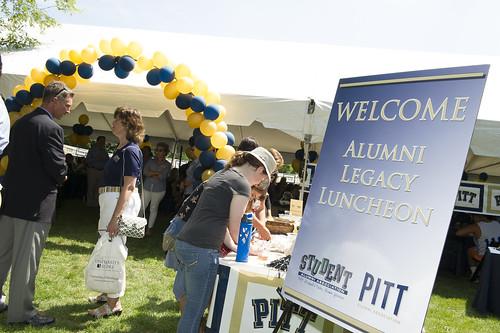 2014 - Pitt Alumni Legacy Luncheon Gallery