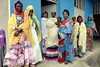 Women who benifit from a daycare funded by the Productive Safety Nets Program in Arsi