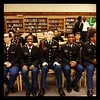 My handsome guy is getting promoted! #southeast #southeastjrotc