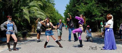 Fighting Games Photoshoot Event: Tekken Battles