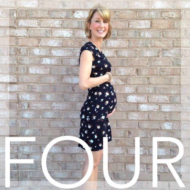 Baby #2: Four Months