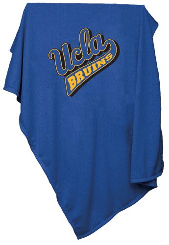 UCLA Bruins NCAA Sweatshirt Blanket