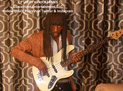 CP Lacey as Rick James