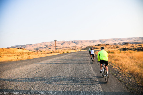 Cycle Oregon 2014 - Day 1-9