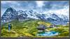 """""""Our Alps"""" (Kleine Scheidegg, Switzerland)"""