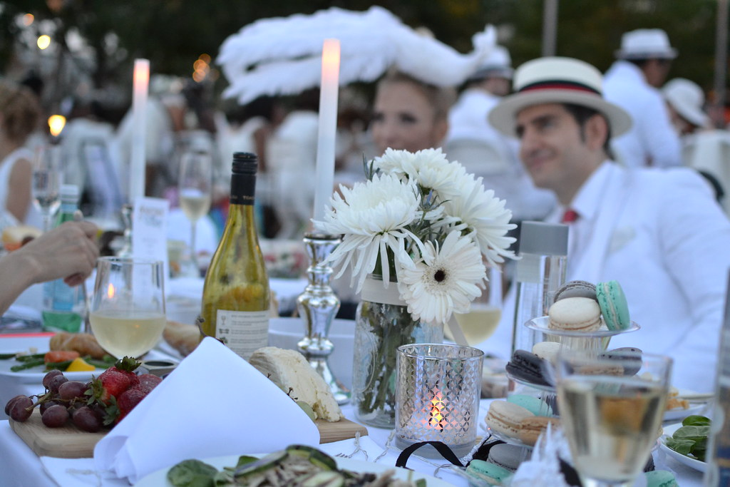 Diner En Blanc Washington DC 378