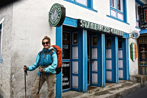 The World's Highest Starbucks in Lukla