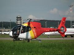 HB-ZBB EC120 Zurich 7-9-14