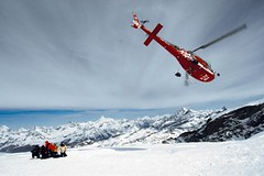 The best of heliskiing