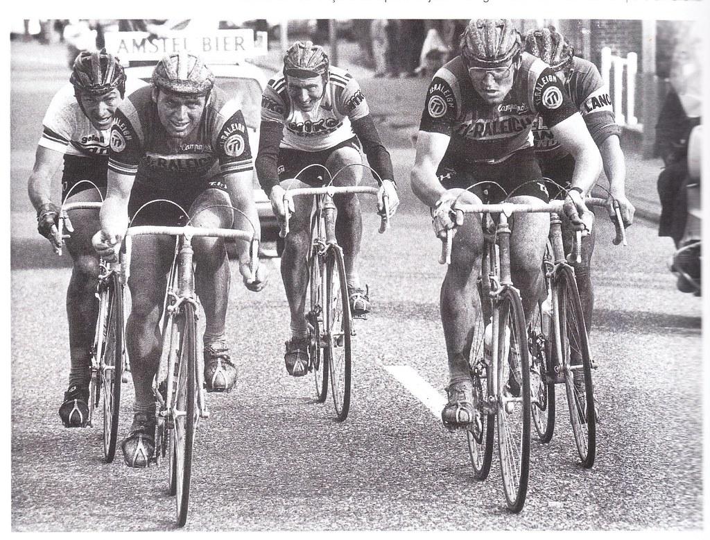 Amstel Gold Race 1978 - 5 fuoriclasse al comando