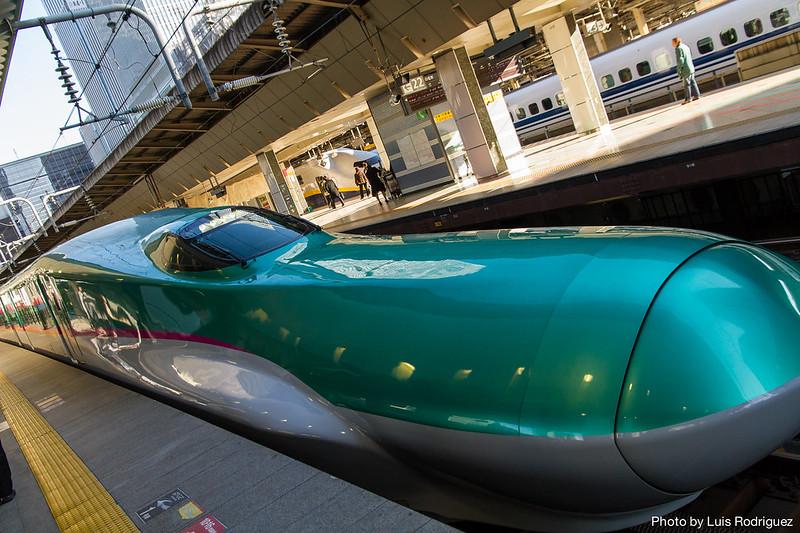 Shinkansen Series E5-62