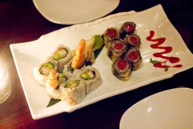 Nozomi London Knightsbridge sushi review