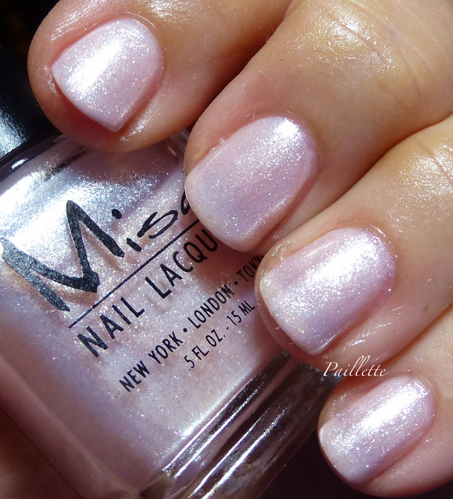 Paillette: a little nail polish journal: Lolli Jolly by Misa - All ...
