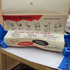 How to Wibble. #TheWibbler