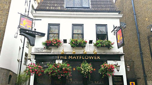 Mayflower Pub