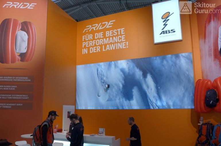 ISPO 17 - novinky od značek ABS Airbag, Arcteryx, Arva, ATK Race a Atomic