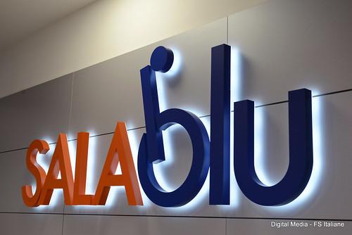 Sale Blu Ferrovie : Sala blu per la stazione di metaponto tiscali notizie