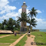 Afbeelding van Lighthouse Beach. sri lanka galle fort lighthouse historical coast world heritage dutch colonial defence
