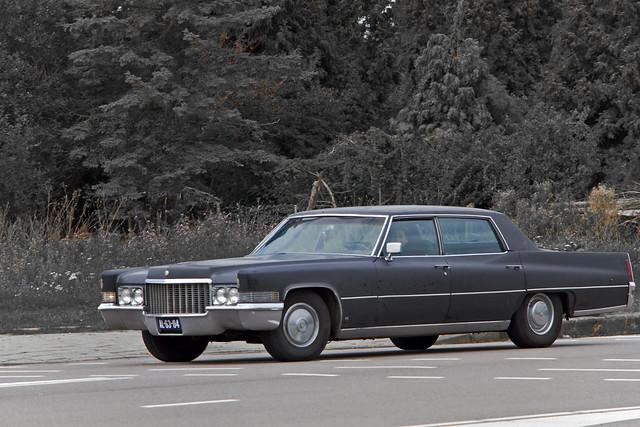 Cadillac Fleetwood Sixty Special Sedan 1970 (1868)