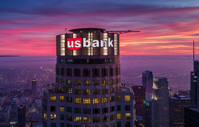 US Bank Tower, Skyspace LA
