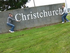 Christchurch - Presenting to you