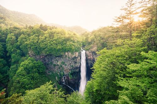 travel trees sunset mountains nature japan waterfall nikon tokina leslie taylor nikko 自然 tochigi 夕焼け 日光 kegon 栃木県 華厳の滝 1116mm d7000 lestaylorphoto