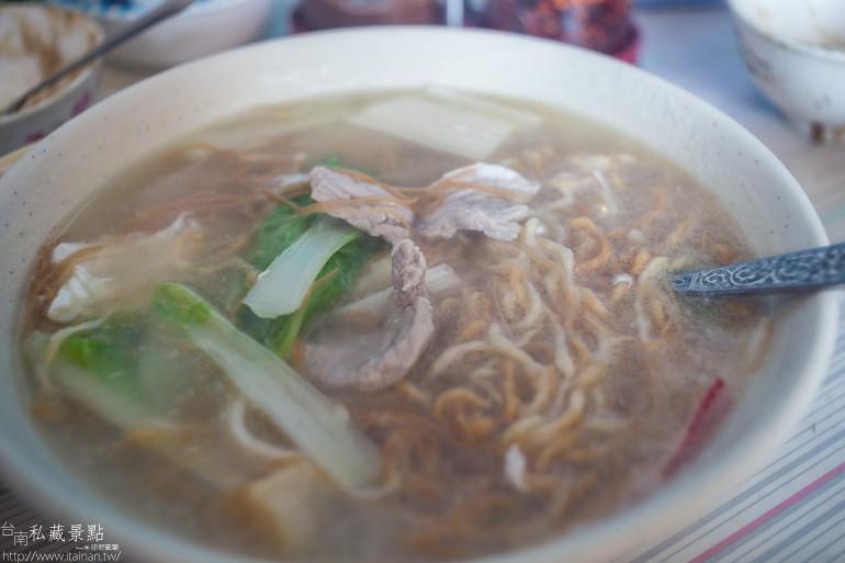 台南私藏景點--麻豆助碗粿、林媽媽鍋燒意麵、龍泉冰店 (7)